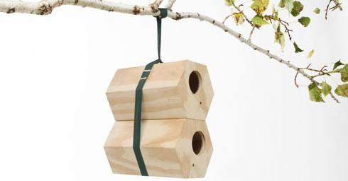 Kinderkamer Behang Vogelhuisjes : Trendy vogelhuisjes woonwinkelen