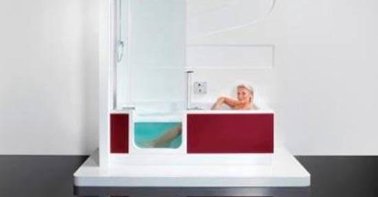 Een kleine badkamer indelen | Inrichten en indelen | badkamer