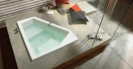 Loungen in de badkamer | Baden | badkamer