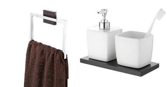 Tiger Badkamer Accessoires : Ingetogen badkamerhulp badkameraccessoires badkamer