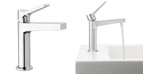 Radomonte design badkamer kraan serie aico gappo water mixer