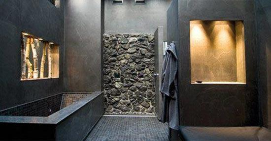 Badkamer wanden | badkamer