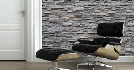 Steenstrips van Barroco | Behang - wandbekleding | Interieur