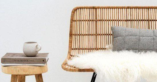 Rotan back to the s meubels interieur