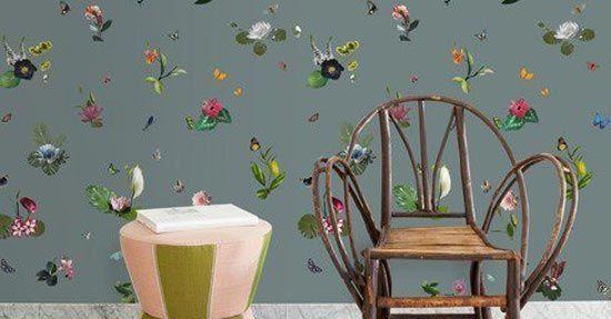 Artwork by Edward van Vliet | Behang - wandbekleding | Interieur