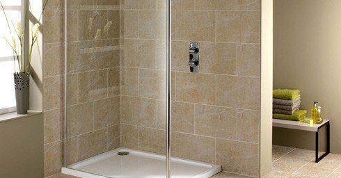 Inloopdouche Met Badkameraccessoires : Inloopdouche naar wens douches badkamer