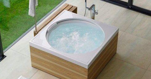 Bubbelbad = relaxen! | Sauna & Wellness | badkamer