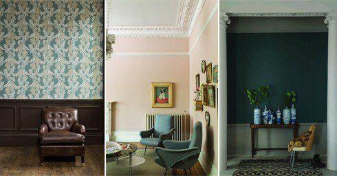 Farrow And Ball Kleurenwaaier.Farrow Ball Kleuren Kleurentrends 2019 Interieur