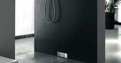 Inloopdouche Met Bak : Inloopdouche met wandafvoer douches badkamer