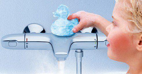 Grohe CoolTouch thermostaatkraan