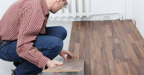 Houten Vloeren Leggen : Houten vloerplanken leggen doe het zelf verbouwen