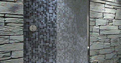 Badkamer Douchewand Glas : Douchewand onderhoud badkamervloer wand badkamer