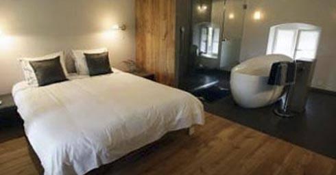 Bad-slaapkamer | Inrichten en indelen | badkamer