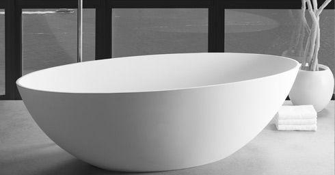 Jee O Wastafel : Drie nieuwe designbaden baden badkamer