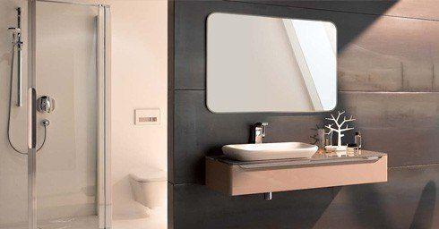 Een opgeruimde badkamer badkamermeubelen badkamer