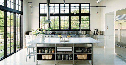Industriele Keuken Industrial : Industriele keuken keuken