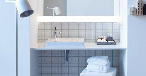 Kleine badkamer | Inrichten en indelen | badkamer