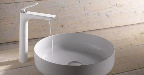 kludi balance white badkamerkranen badkamer. Black Bedroom Furniture Sets. Home Design Ideas