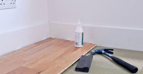 Tips voor het leggen van laminaat laminaat vloeren vloeren