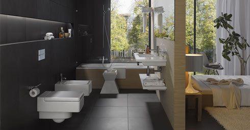 laufen badkamers merken merken. Black Bedroom Furniture Sets. Home Design Ideas