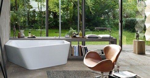 Badkamerinrichting in loftstijl | Inrichten en indelen | badkamer