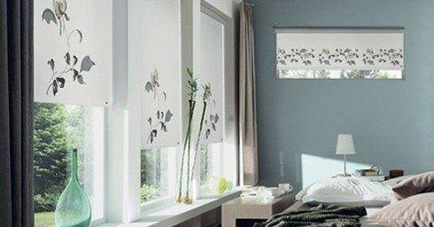 De lente op je gordijn | Raambekleding - zonwering | Interieur