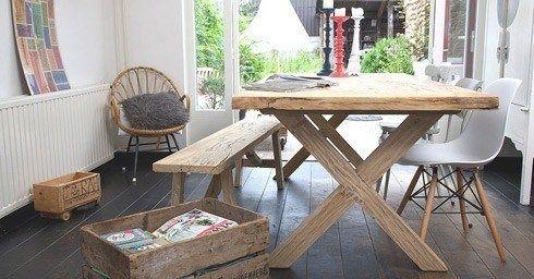 welke tafel past bij welke stijl