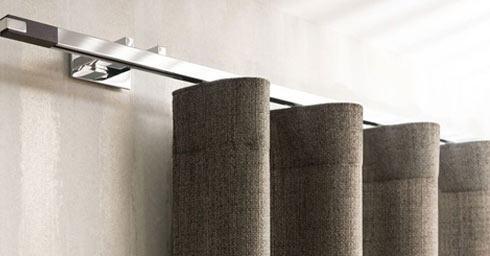 Moderne gordijnen | Raambekleding - zonwering | Interieur