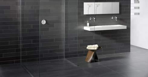 Tegeltrends badkamervloer wand badkamer
