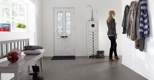 Novilon Betonlook Prijs : Linoleum vloeren vloeren