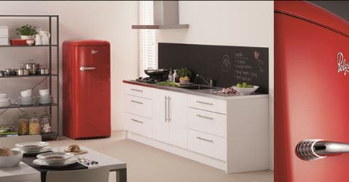 Retro Pelgrim Koelkast : Pelgrim retro koelkast koelen & vriezen keuken