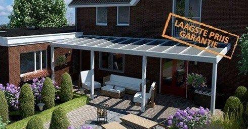 tuinmaximaal terrasoverkappingen | balkon en terras | tuin