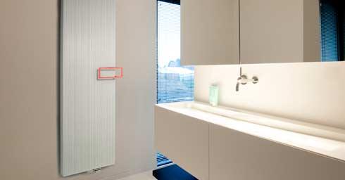 Aluminium designradiator | Badkamer radiatoren | badkamer