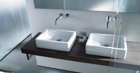 Rechthoekvorm in de badkamer | Inrichten en indelen | badkamer