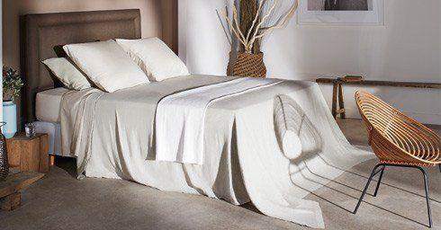 Zen in de slaapkamer bed en matras slaapkamers