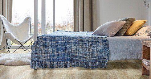 Vinylvloer in de slaapkamer | Kunststof vloeren | Vloeren