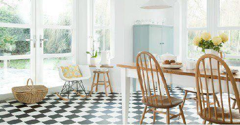 Wit Zeil Vloer : Het tijdloze van vinylvloeren vloeren