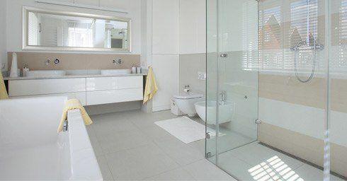 Vocht in de badkamer | badkamer