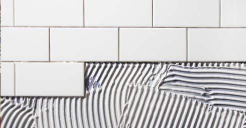 Schone voegen | Badkamervloer & wand | badkamer