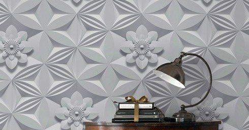 Wallflower by Marcel Wanders | Behang - wandbekleding | Interieur