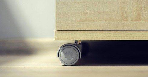 Meubels Op Wieltjes : Tv meubel op wielen darkboxes vhcollection