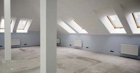 Woonruimte op zolder | Inrichten en indelen interieur | Interieur
