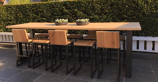 Dining Set Tuin : Karwei deze tafel is een echte blikvanger in iedere tuin door