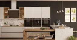 Design stopcontacten keuken inrichten keuken for Keuken inrichten 3d