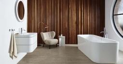 "Duravit presenteert wereldnoviteit ""c-shaped"""