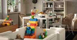 IKEA en LEGO® presenteren BYGGLEK collectie
