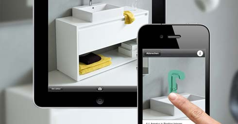 Hansgrohe@home app