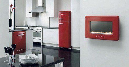 Bosch Retro Koelkast : Koelen & vriezen keuken