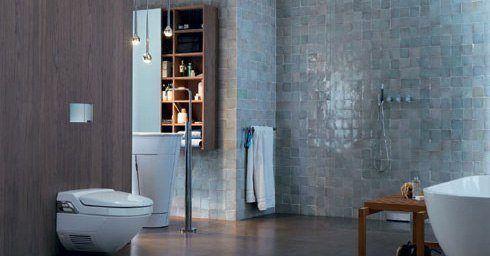 Achterwand Hangend Toilet : Toilet hygiëne badkamer page