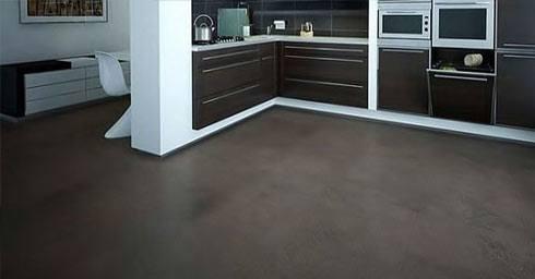 Vloerbedekking Voor Keuken : Kurk op vloerbedekking kurk op vloerbedekking kurkvloer keuken